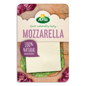 Arla Mozzarella σε φετες 150γρ.