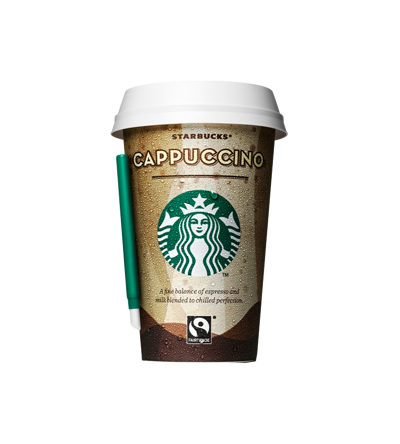 Discoveries Cappuccino 220ml